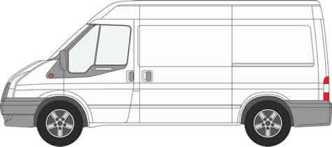 Ford Transit с 2000 года