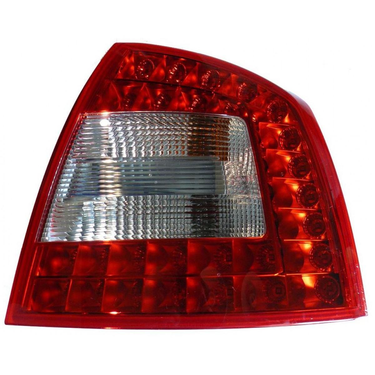 Фонарь задний форд транзит светодиодный 3 фотография