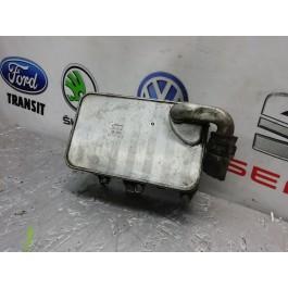 Радиатор масляный 3.0 TDI 059117021R VAG Б/У