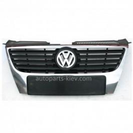 Решетка радиатора 3c0853651 Volkswagen Passat B6