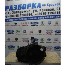 МКПП FBX EBN 02J300048B Skoda Octavia VAG