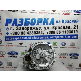 Коробка передач МКПП FZT VW Caddy VW Touran 1.6