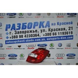 Фонарь задний правый Skoda Fabia 5J6945096