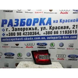 Фонарь задний левый Skoda Fabia III 6V9945095
