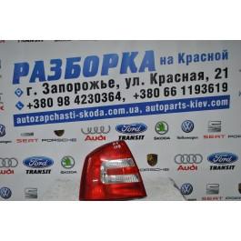 Фонарь задний левый Skoda Octavia A5 1Z5945095A