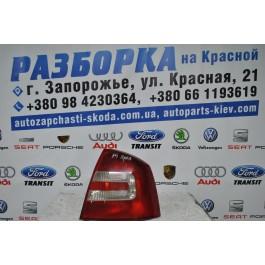 Фонарь задний правый Skoda Octavia A5 1Z5945096