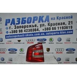Фонарь задний левый Skoda Octavia A5 1Z9945095
