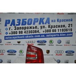 Фонарь задний правый Skoda Octavia A5 1Z9945096