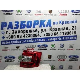 Фонарь задний левый Skoda Octavia A7 LED combi 5E9945096B
