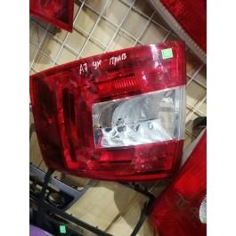 Фонарь задний правый Skoda Octavia A7 LED combi 5E9945207