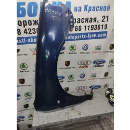 Крыло переднее правое Skoda Octavia Tour 1U0821106
