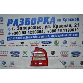 Фонарь задний левый Skoda Octavia Tour 1U6945095