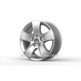 Диски колесные литые VAG R16 Crateris
