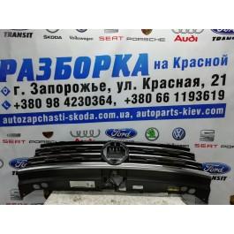 Решётка бампера для Volkswagen Tiguan 5NA8536531ZZ