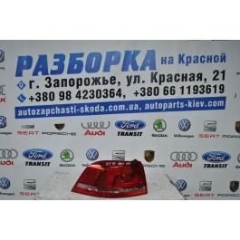 Фонарь задний левый внешний VW PASSAT 3AF945095E