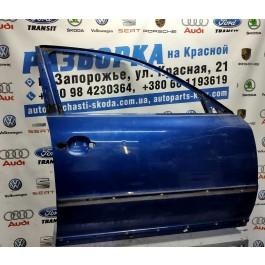 Дверь передняя правая VW Passat B5 Skoda Superb 3B4831052BE