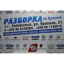 Фонарь задний левый внутренний VW PASSAT B6 3C5945093F