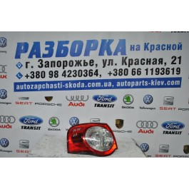 Фонарь задний левый внешний VW Passat B6 универсал LED 3C9945095C