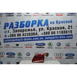 Фонарь задний правый внутренний VW PASSAT B7 3AE945094J