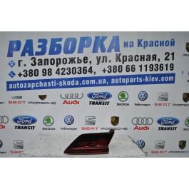 Фонарь задний левый внутренний VW TIGUAN LED 5NA945307D
