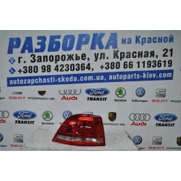 Фонарь задний левый внешний VW TOUAREG 7P6945095D