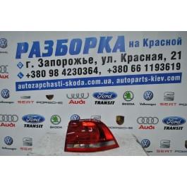 Фонарь задний правый внешний VW TOUAREG 7P6945096D
