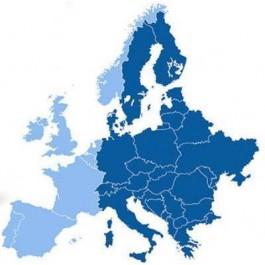 Карта Украины RNS 510