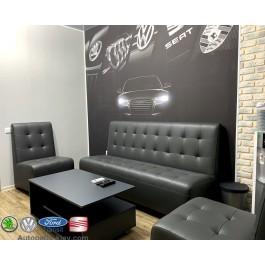 Комната отдыха для наших гостей и клиентов!