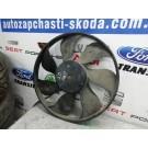 Вентилятор радиатора Ford Transit 6C118C607B