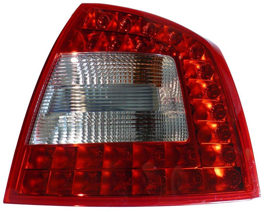 Фонарь задний правый светодиодный LED 1ZD945096A Шкода Октавия А-5 NEW, FL,